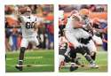 2008 Upper Deck Football (1-325) Team Set - CLEVELAND BROWNS