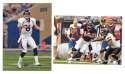 2008 Upper Deck Football (1-325) Team Set - DENVER BRONCOS