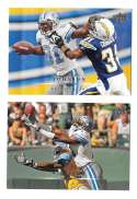 2008 Upper Deck Football (1-325) Team Set - DETROIT LIONS