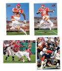 2008 Upper Deck Football (1-325) Team Set - KANSAS CITY CHIEFS