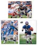 2008 Upper Deck Football (1-325) Team Set - NEW YORK GIANTS