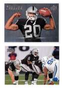 2008 Upper Deck Football (1-325) Team Set - OAKLAND RAIDERS