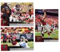 2009 Upper Deck Football (1-325) Team Set - ATLANTA FALCONS