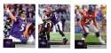 2009 Upper Deck Football (1-325) Team Set - BALTIMORE RAVENS