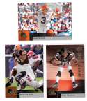 2009 Upper Deck Football (1-325) Team Set - CLEVELAND BROWNS