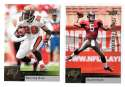 2009 Upper Deck Football (1-325) Team Set - TAMPA BAY BUCCANEERS