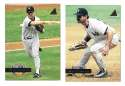 1994 Pinnacle - NEW YORK YANKEES Team Set