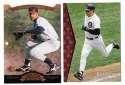 1995 SP (Upper Deck) - DETROIT TIGERS Team Set