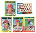 1975 Topps EX+ CHICAGO WHITE SOX Team Set