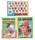 1975 Topps Mini VG-EX CHICAGO WHITE SOX Team Set