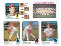 1973 Topps EX+ CHICAGO WHITE SOX Team Set