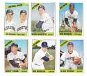 1966 Topps - HOUSTON ASTROS Team Set 32 cards