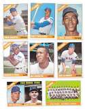 1966 Topps - CHICAGO CUBS Team Set 27 cards