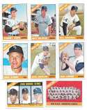1966 Topps - CHICAGO WHITE SOX Team Set 29 cards