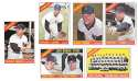 1966 Topps - NEW YORK YANKEES Team Set 27 cards