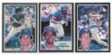 1985 Donruss Action All-Stars (3x5) - CHICAGO CUBS Team Set