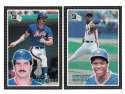 1985 Donruss Action All-Stars (3x5) - NEW YORK METS Team Set
