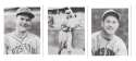 1939 Play Ball Reprints - BOSTON BEES (Braves) Team Set