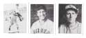1939 Play Ball Reprints - CINCINNATI REDS Team Set
