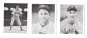1939 Play Ball Reprints - CLEVELAND INDIANS Team Set