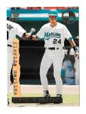 1994 Stadium Club Members Only Super Team Card - FLORIDA MARLINS