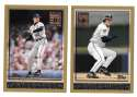 1998 Topps Minted In Cooperstown - MILWAUKEE BREWERS Team Set