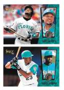 1995 Select - FLORIDA MARLINS Team Set