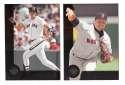 1996 LEAF - BOSTON RED SOX Team Set