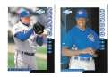 1998 Score - TORONTO BLUE JAYS Team Set