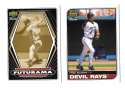 1998 Upper Deck RETRO - TAMPA BAY DEVIL RAYS Team Set