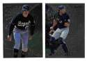 1997 Bowmans Best - KANSAS CITY ROYALS Team Set