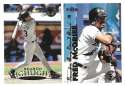 1999 Fleer Tradition MILLENIUM - TAMPA BAY DEVIL RAYS Team Set
