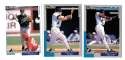 1998 Collectors Choice - TAMPA BAY DEVIL RAYS Team Set