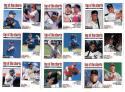 1998 Collectors Choice - Top of the Charts (Leaders 9 card subset)