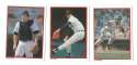 1984 Topps Glossy Send-Ins - DETROIT TIGERS Team Set