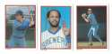 1984 Topps Glossy Send-Ins - MILWAUKEE BREWERS Team Set
