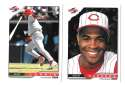 1996 SCORE - CINCINNATI REDS Team Set