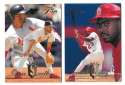 1994 FLAIR - ST LOUIS CARDINALS Team Set