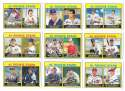 2016 Topps Heritage - Rookie Stars subset 13 card lot