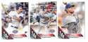 2016 Topps Opening Day - LOS ANGELES DODGERS Team Set