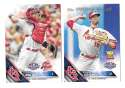 2016 Topps Opening Day - ST LOUIS CARDINALS Team Set
