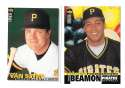 1995 Collectors Choice - PITTSBURGH PIRATES Team Set
