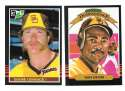 1985 LEAF - SAN DIEGO PADRES Team Set