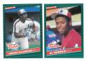 1986 Donruss Rookies - MONTREAL EXPOS Team Set