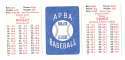 1924 APBA Season - BROOKLYN DODGERS Team Set