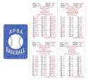1926 APBA Season - PHILADELPHIA As Team set