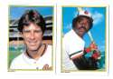 1983 Topps Glossy Send-Ins - BALTIMORE ORIOLES Team Set