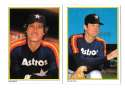 1983 Topps Glossy Send-Ins - HOUSTON ASTROS Team set