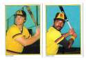1983 Topps Glossy Send-Ins - SAN DIEGO PADRES Team Set