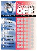 1994 UD Fun Pack Scratch Offs - National League Card
